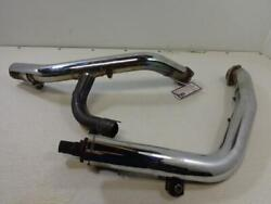 1995-1997 Harley Davidson Dyna Fxd/wg/l/s Exhaust Header Pipe Head Front Rear