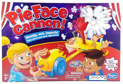 Pie Face Cannon Game Ready Set Launch