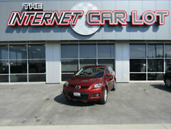 2007 CX-7 FWD 4dr Sport 2007 Mazda CX-7 Copper Red Mica with 136852 Miles available now!