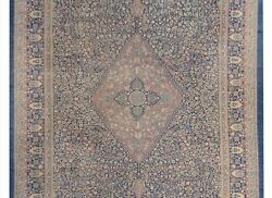 Marvelous Mohtasham - 1890s Antique Kandehar  - Indian Rug 10 x 19.3