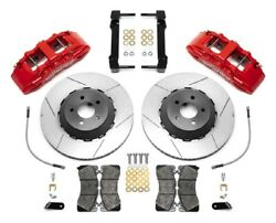 Wilwood SX6R Front Brake Kit,2015-2018 Ford Mustang,15
