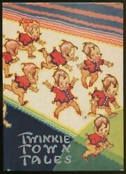 Carlyle Emery, Arthur Henderson / Twinkie Town Tales Book No 1 1st Edition 1926