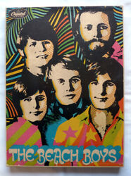 THE BEACH BOYS Record Store Display - Germany 1960´s ORIGINAL and rare