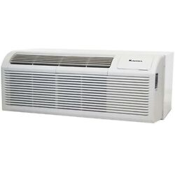 Klimaire 12000btu 10 Eer Ptac Air Conditioner 3kw Electric Heater -sleeve Grill