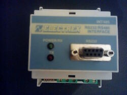 Electrex Int485 / Int 485 / Rs232 Rs485 Interface