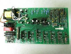 Robicon 460k48.06 Rev Bd Gate Driver Board From Id-454gt 75hp Drive A1a460k48.06