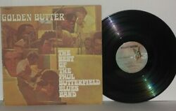 THE PAUL BUTTERFIELD BLUES BAND Golden Butter The Best Of 2LP Mike Bloomfield