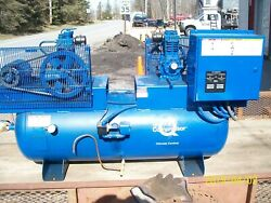 Quincy Air Compressor Climate Control