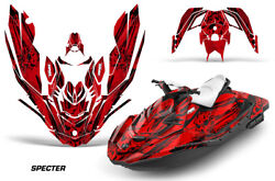 Jet Ski Graphic Kit Decal Wrap For Sea-doo Bombardier Spark 2 Up 14-18 Specter R