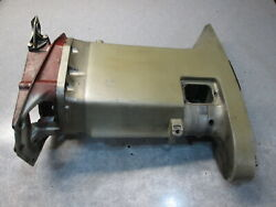 316509 Evinrude Johnson Outboard Exhaust Housing 85 100 125 Hp 1971-72