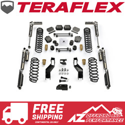 Teraflex 3.5andrdquo Sport St3 Suspension Falcon 3.1 For 18-19 Jeep Wrangler Jl 2 Door
