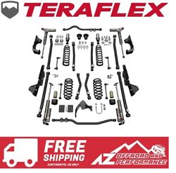 "TeraFlex 4"" Alpine CT4 Lift Kit w/ Falcon 3.3 Shocks 07-18 Jeep Wrangler JKU 4DR"