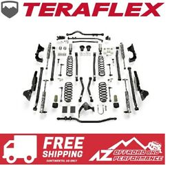 "TeraFlex 6"" Alpine CT6 Lift Kit w/ Falcon 2.1 Shocks 07-18 Jeep Wrangler JKU 4DR"