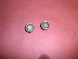 Willys Overland Jeep 4 X 4 Dash Amp Oil Small Lights 50 -1956