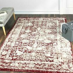 Assorted Colours Traditional Rugs Oriental Design Flower Patterns Carpet Mats