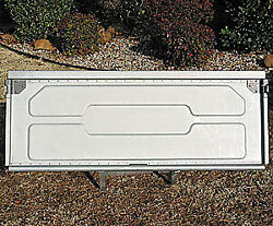 1954-1985 Dodge Little Lil Red Express Tailgate