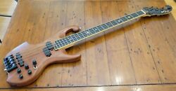 Oddball Vintage Danand039l Saturn Iv Bass Guitar - The Brand That Never Was......