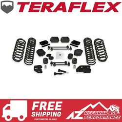 Teraflex 4.5andrdquo Coil Spring Lift Kit For 18-20 Jeep Wrangler Jlu 4 Door 1402000