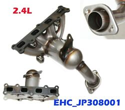 Catalytic Converter Direct Fit For 07-10 Jeep/dodge Caliber/patriot/compass 2.4l