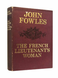 John Fowles Andndash The French Lieutenantandrsquos Woman Andndash Signed First Uk Edition - 1st Book