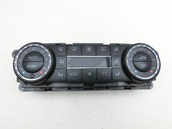 operation unit Control Unit Heater Climate Control Panel for R320 W251 4M 06-10