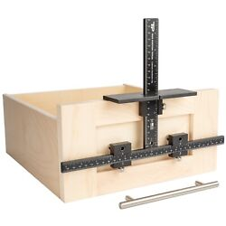 Used True Position Tools Tp-1934 Cabinet Hardware Jig In Hard Case