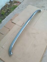 1957 Buick Big Series Upper Grill Bar Molding Top Of Grill Ornament And03957