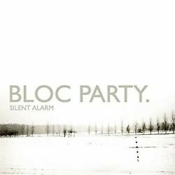 Bloc Party Silent Alarm New Vinyl LP UK Import