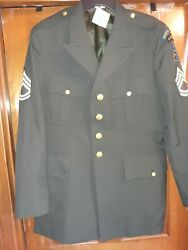 Men's Us Army Special Forces Airborne Sergeant First Class Dress Uniform
