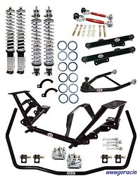 Qa1 Drag Racing Level 2 Complete Suspension Kit - Fits 1994-1995 Ford Mustang