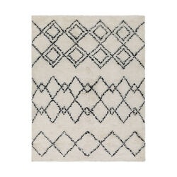 Surya SHP8002-810 Sherpa 120 X 96 inch White Indoor Area Rug Rectangle