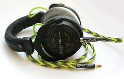 Uber Beyerdynamic Dt990 Pro Detachable Balanced Litz Cable And Modded Drivers 250andomega