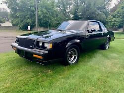 1987 Buick Regal  1987 Buick Regal T-Type (like Grand national) -Believed to be 8900 miles - WE4