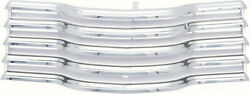 Oer Chrome Grill With Chrome Brackets 1947-1953 Chevrolet Pickup Truck