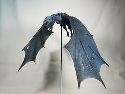 Game Of Thrones Ice Dragon Viserion - Deluxe Action Figure By Mcfarlane Toys