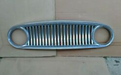 1955-1956 Nash Grill With Headlight Rings Very Nice Grille And03955-and03956
