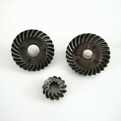 Gear Set 9.8hp 8hp For Tohatsu Nissan Outboard Forward Reverse Pinion 3b2 Boat