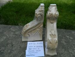 Corbels - Brackets - White River Acanthus Grapevine Crv5100 -new - Solid Maple