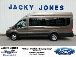 2019 Ford Transit Passenger Wagon XLT 2019 Ford Transit Passenger Wagon Stone Gray Metallic with 137 Miles available