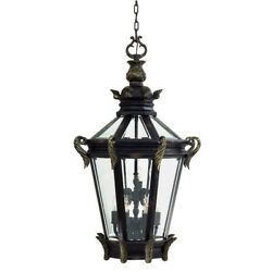 Minka Lavery Stratford Hall 9 Light Chain Hung HeritageGold - 9094-95