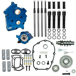 Sands M8 Cam Plate Oil Pump Kit Package Black 465g Gear Harley Touring Softail W