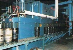 Proceco Automated G.E. and EMD Power Assembly Washer Power Assembly Test Station