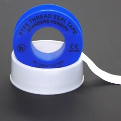 Wod Ptfe-35s Plumbers Pipe Teflon Thread Seal Tape - 1/2 Inch Case Of 500 Roll