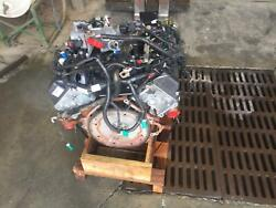 2006 Lincoln And Town Car Engine 4.6l Vin V 8th Digit Flex Fuel
