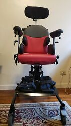 Leckey Everyday Activity Seat Size 2 110lbs Weight Capacity.slightly Used
