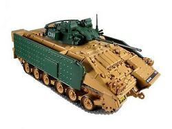 Char Tank Diecast 1/72 Eaglemoss MCV 80 Warrior UK New Blister 9,5 CM