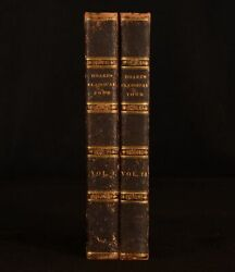 1819 2vols A Classical Tour Through Italy And Sicily R Colt Hoare Second Edition
