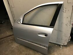 MERCEDES GL450 X164 DRIVER LEFT FRONT SIDE DOOR SHELL GL550 GL350 SILVER OEM ✔️