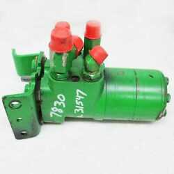 Used Mfwd Hydraulic Steering Valve Compatible With John Deere 7810 7710 7720