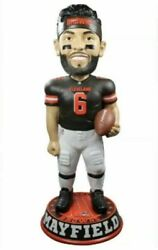 Baker Mayfield Cleveland Browns 3 Foot Exclusive Bobblehead In Hand Ed 9/9